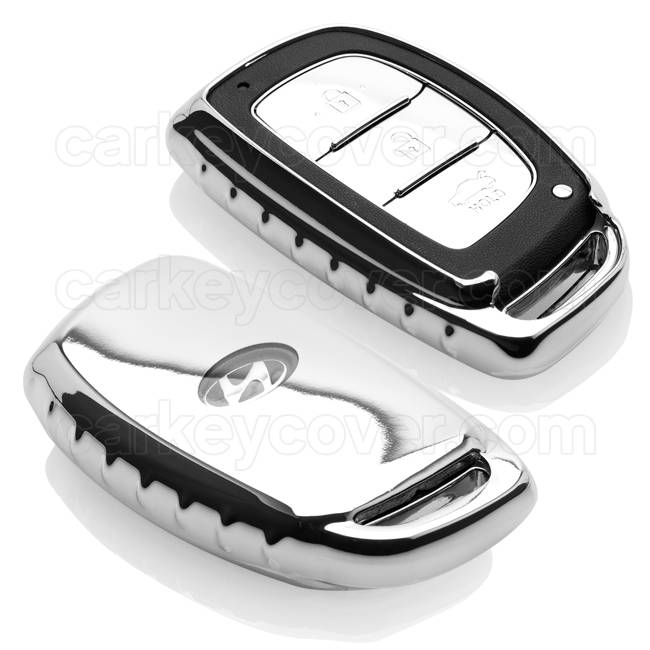 Hyundai KeyCover - Cromo (Special)