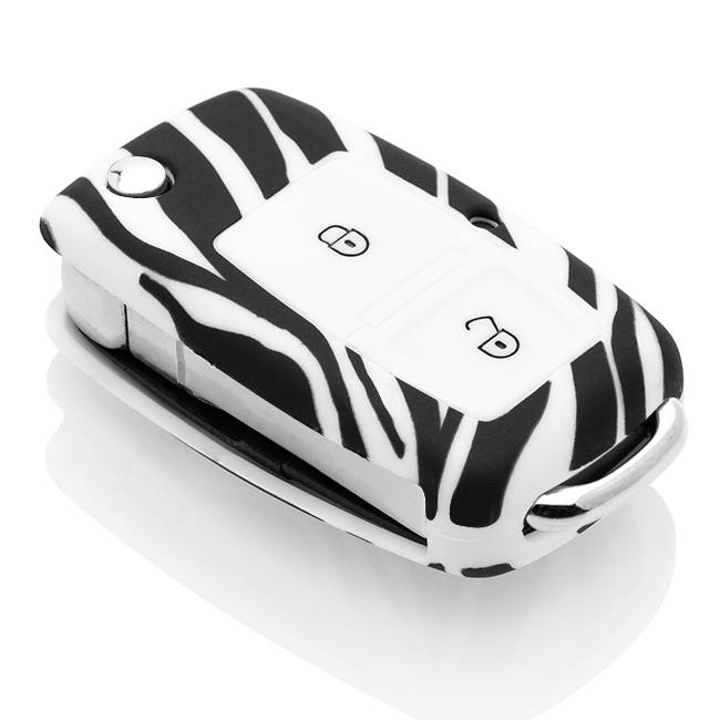 coques silicone cl voiture z bre coque de cl pour volkswagen. Black Bedroom Furniture Sets. Home Design Ideas