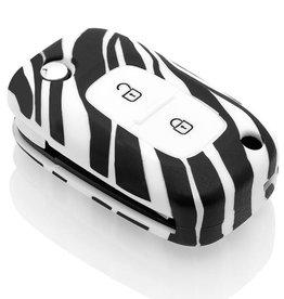 Mercedes KeyCover - Zebra