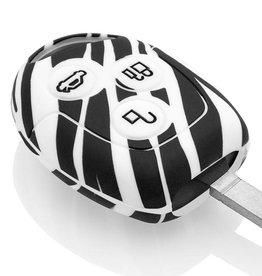 Ford Schlüssel Hülle - Zebra