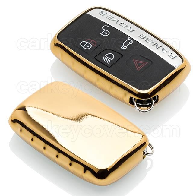Range Rover Schlüssel Hülle - Gold (Special)