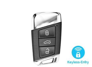 Volkswagen - Smart key Modèle F