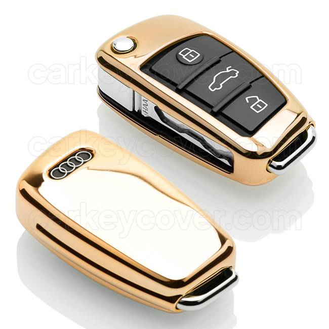 Audi KeyCover - Gold (Special)