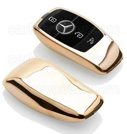 Mercedes Car key cover - Gold (Special)