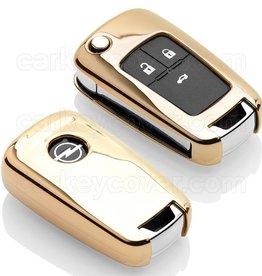 Opel Schlüssel Hülle - Gold (Special)
