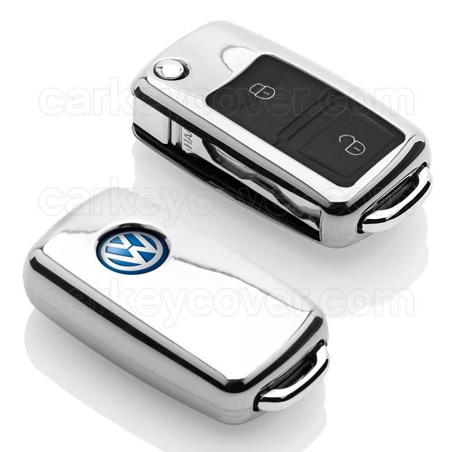 Volkswagen Schlüssel Hülle - Chrom (Special)