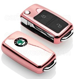 Skoda KeyCover - Rose Gold (Special)