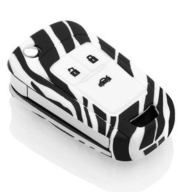 Vauxhall KeyCover - Zebra