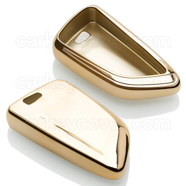 BMW Car key cover - Gold (Special)