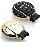 Mini Car key cover - Gold (Special)