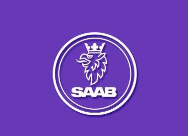 Saab Schlüsselcover