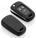 Opel KeyCover - Carbon