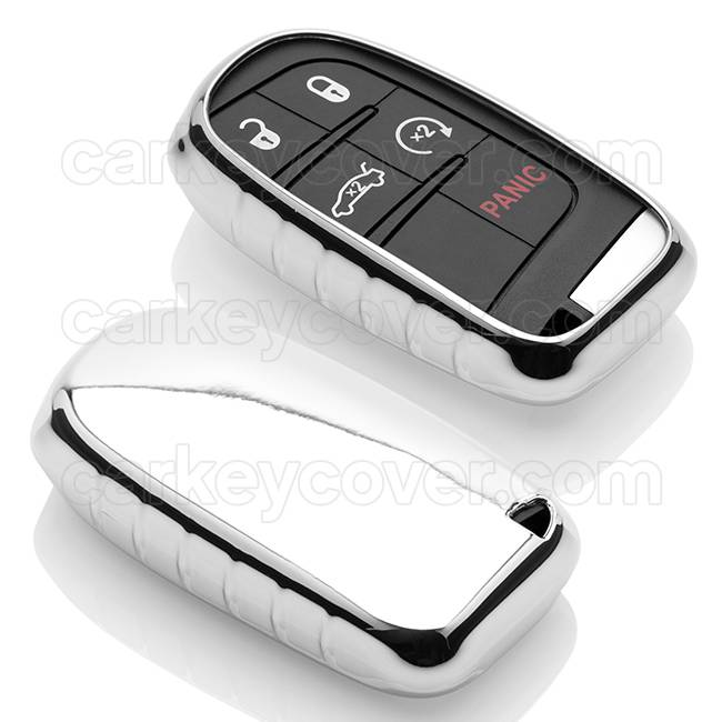 Jeep KeyCover - Cromo (Special)