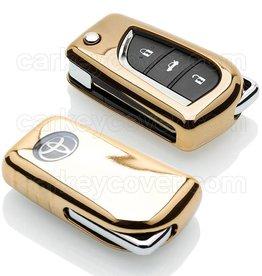Toyota Schlüssel Hülle - Gold (Special)