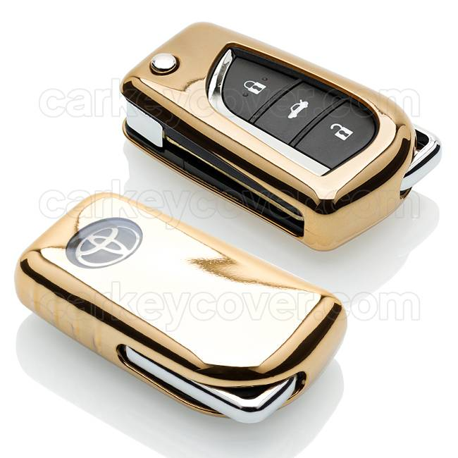 Toyota KeyCover - Gold (Special)