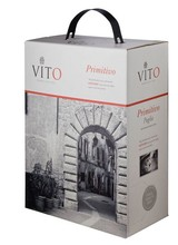 Vito Primitivo 3 Liter Bag in Box