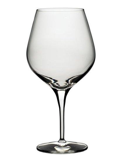 Rotweinglas Burgund