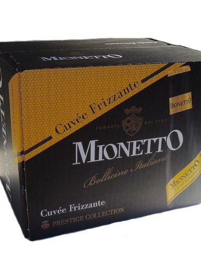 Mionetto Cuvée Frizzante (12 aluminium bottle)