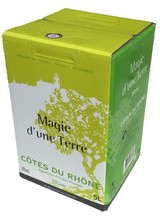 AOP Côte du Rhône blanc 5 Liter Bag in Box