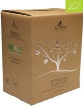 Torri Cantine Trebbiano D'Abruzzo DOC BIO 5 Liter Bag in Box -DE-ÖKO-037