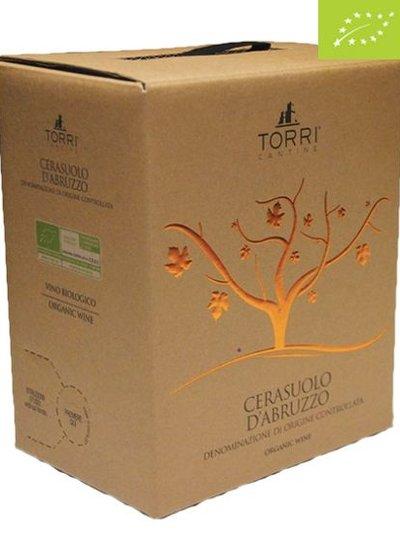 Cerasuolo D'Abruzzo DOC BIO 5 Liter Bag in Box -DE-ÖKO-037