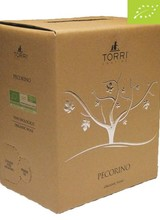 Torri Cantine Pecorino Terre di Chieti IGT BIO 5 Liter Bag in Box -DE-ÖKO-037