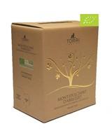 Montepulciano D'Abruzzo DOC BIO 5 Liter Bag in Box - DE-ÖKO-037