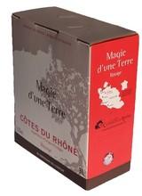 AOC Côte du Rhône rouge 3 Liter Bag in Box