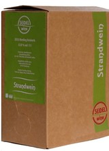 Riesling feinherb QbA 3 Liter Bag in Box