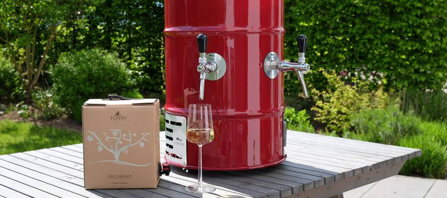 Vintar Weinzapfsysteme