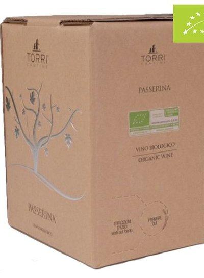 Passerina Terre di Chieti IGT BIO 5 Liter Bag in Box -DE-ÖKO-037