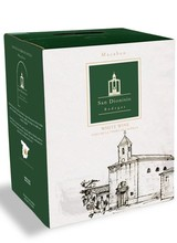 Vino Bianco Macabeo 5 Liter Bag in Box
