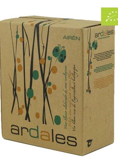Bodega Arúspide Ardales Airén BIO D.O. 3 Liter Bag-in-Box - DE-ÖKO-037
