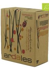 Bodega Arúspide Ardales Tempranillo D.O. BIO 3 Liter Bag in Box - DE-ÖKO-037