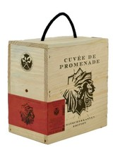 Cuveée de Promenade 2013 3 liter bag in wooden box