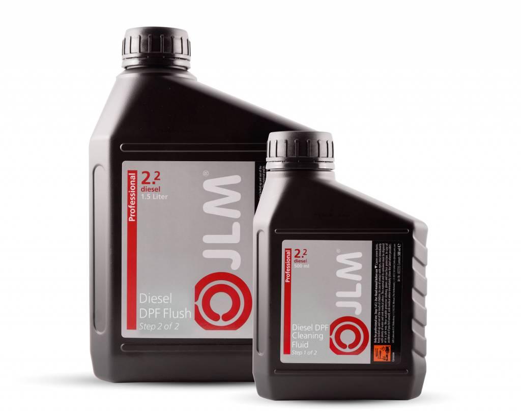 JLM Lubricants Diesel Rußpartikel (DPF) Reinigungs- & Spülflüssigkeit
