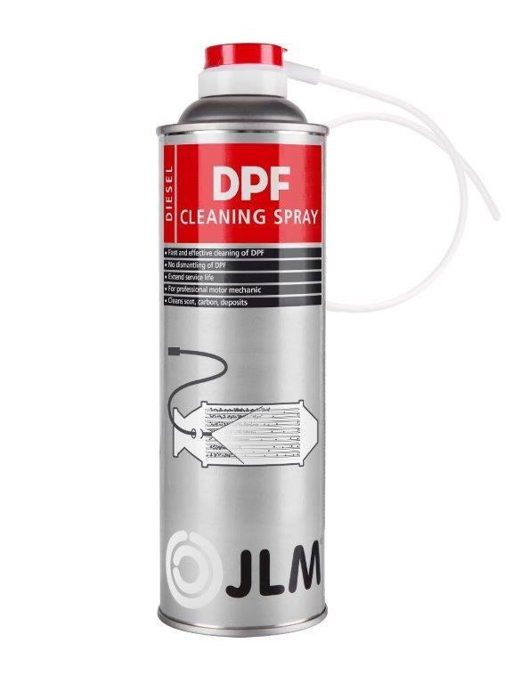 JLM Lubricants JLM Diesel Rußpartikelfilter (DPF) Reinigungsspray / JLM DPF Spray