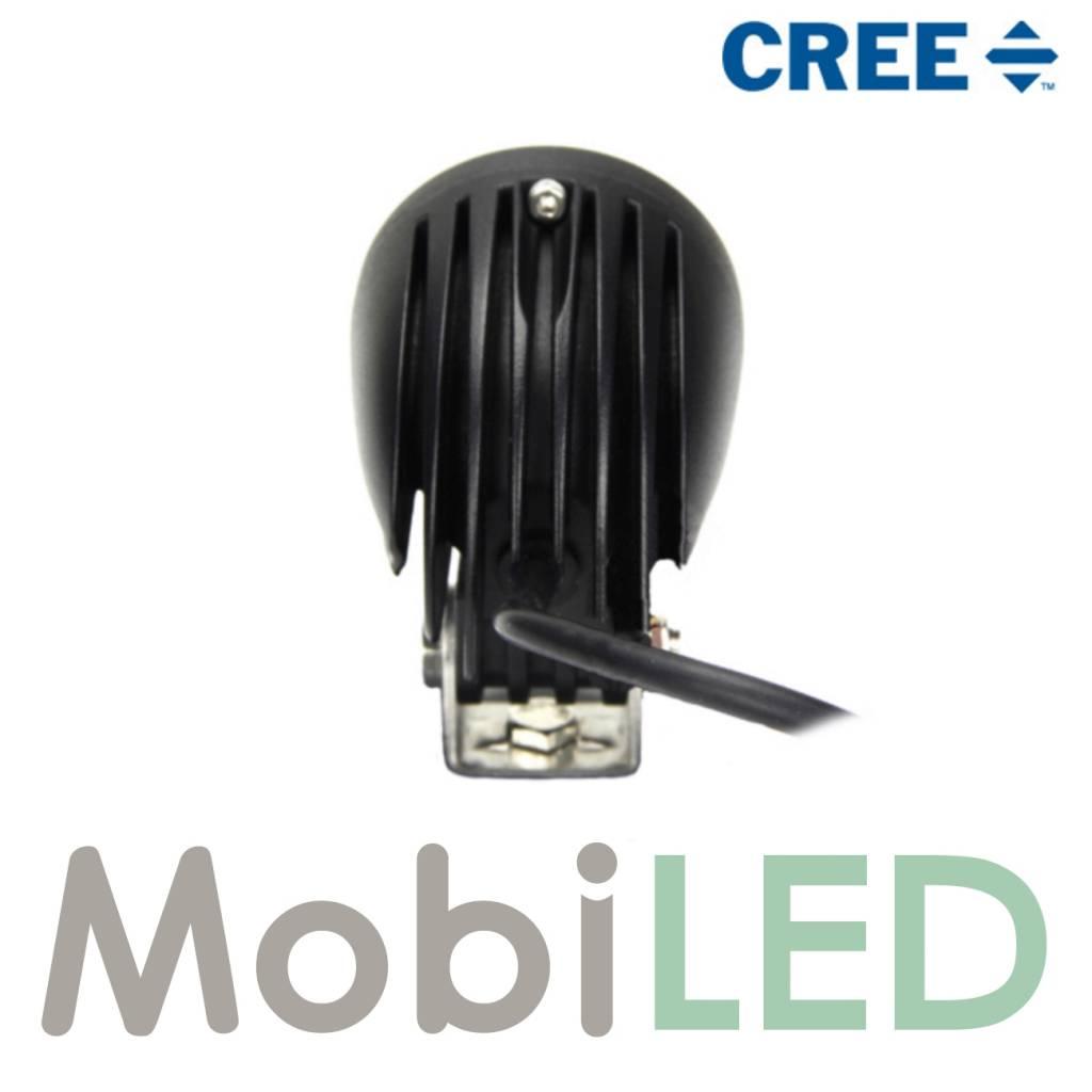 CREE breedstraler 10 watt rond