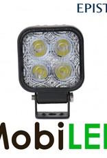 Lampe de travail carré 12 watt 12-14 volt