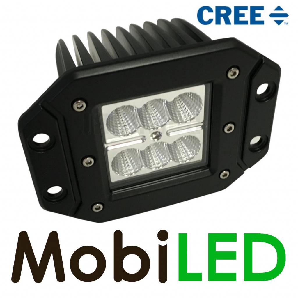 Projecteur de loin CREE 24 watt montage encastré