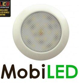 LED autolamps Éclairage intérieur Mince Ronde 12V Blanc