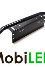 Support de montage Noir avec support courbé pour le pare-chocs