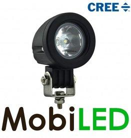 CREE projecteur de loin 10W ronde 12-24V