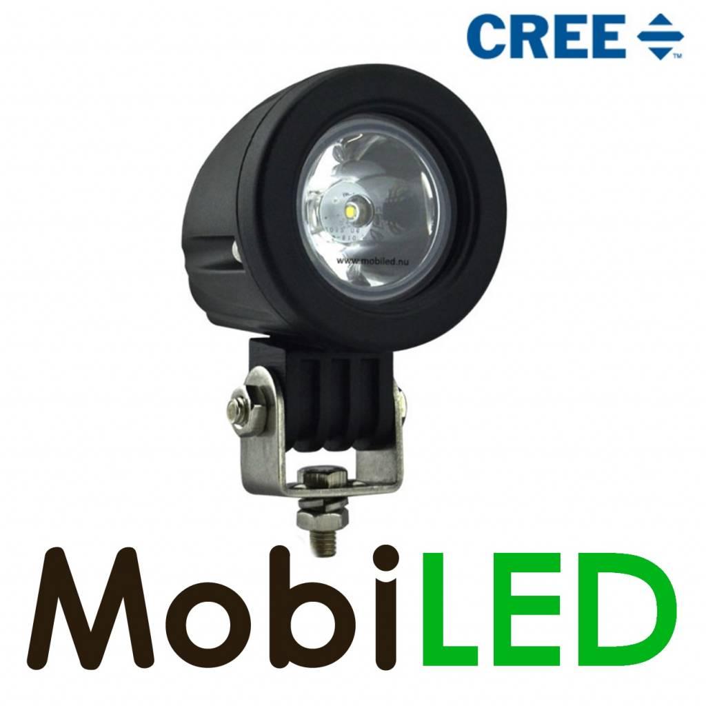 CREE projecteur de loin 10 watt ronde 12-24 volt
