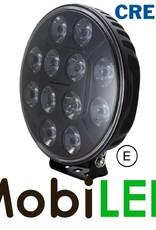 "Cree 9"" Verstraler 120W E-Keur Black line"