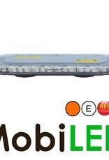 Flash barre 54 watt Ambre avec  E-mark