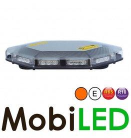 Flitsbalk dakset magneet 420 Amber E-keur