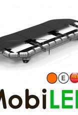 Flitsbalk 1200 mm 76W ECE R10-R65 Amber