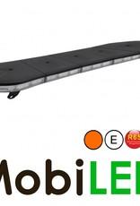 Barre flash 1200 mm 76W ECE R10-R65 Ambre
