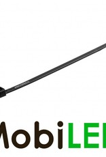 100x Liens de câble, tie-wrap, sangle de faisceau (2.5mm x 150mm)